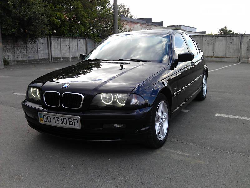 bmw 318i 2000 года