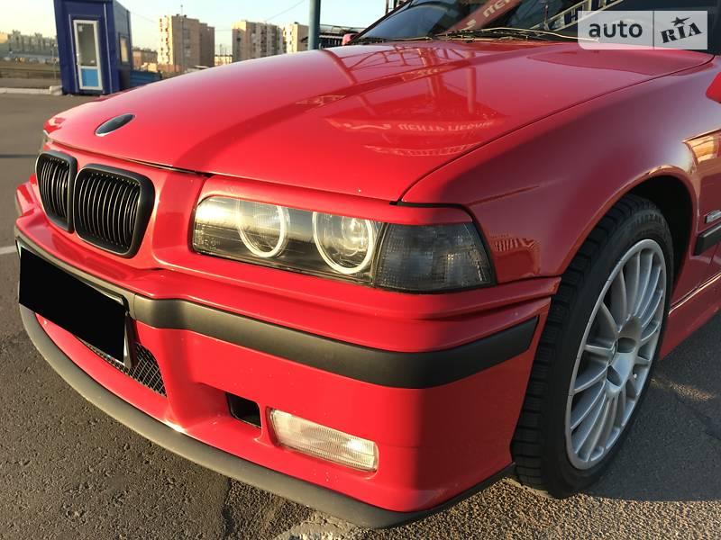 AUTO RIA – Продам BMW 328 1997 бензин 2 8 седан бу в Одессе, цена 11500 $