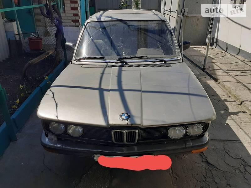 AUTO.RIA – Продам BMW 518 1980 бензин седан бу в Херсоне, цена 500 $