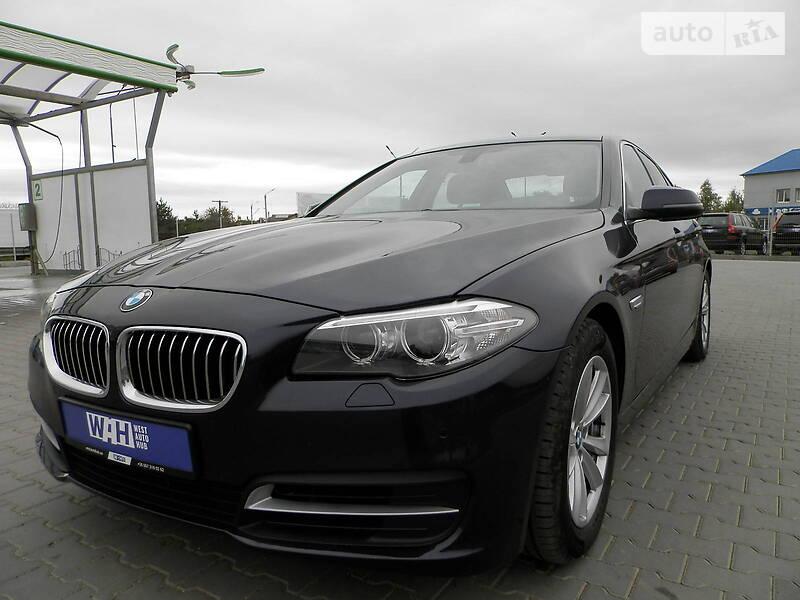 BMW 520 520D 2013