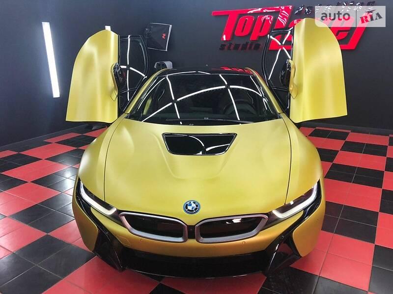 AUTO.RIA – Продам БМВ I8 2017 купе бу у Києві, ціна 73999
