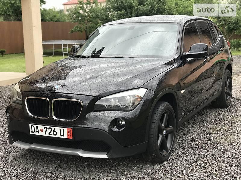 BMW X1 S-DRIVE 2010