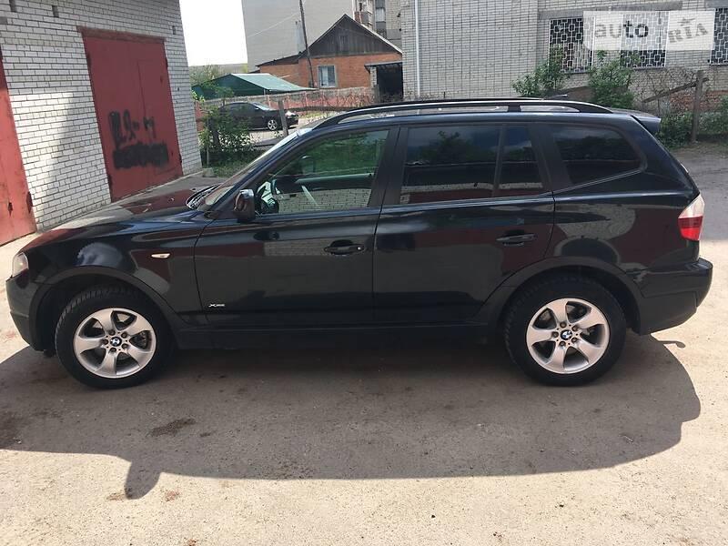 AUTO.RIA – Продам BMW X3 2010 дизель 2.0 позашляховик / кроссовер бу у Сумах, ціна 15200 $