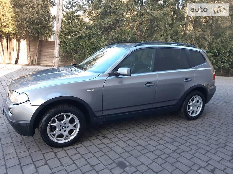 AUTO.RIA – Продам BMW X3 2009 дизель 2.0 позашляховик / кроссовер бу у Івано-Франківську, ціна 10990 $