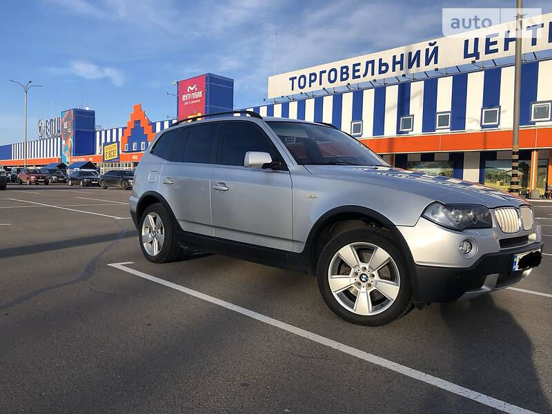 AUTO.RIA – Продам BMW X3 2009 дизель 3.0 позашляховик / кроссовер бу у Луцьку, ціна 13900 $