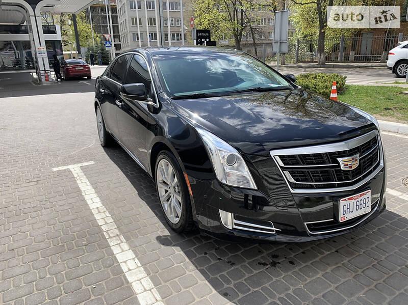Cadillac ATS Luxury  Long 2017
