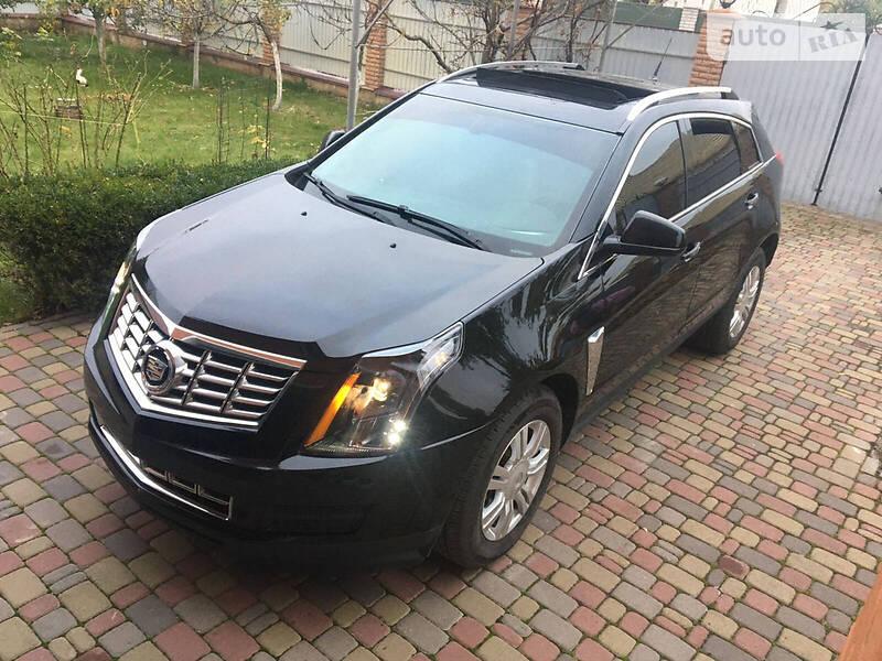 Cadillac SRX luxury 2013