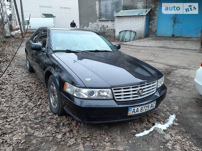 Cadillac Seville 1997