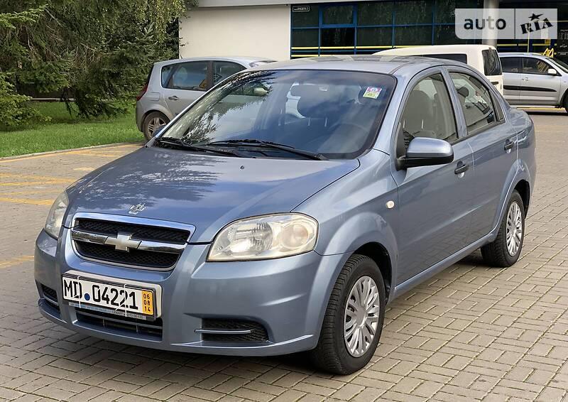 Chevrolet Aveo EVROPA  2008