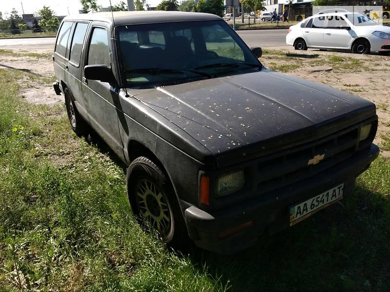 Bazartoriaz S10 1993 4000