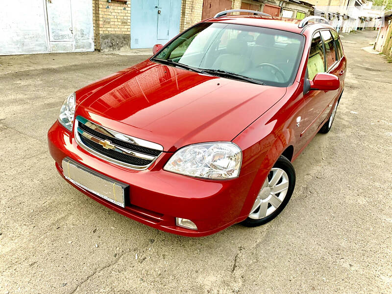Chevrolet Lacetti  OFFICIAL NEW  2013