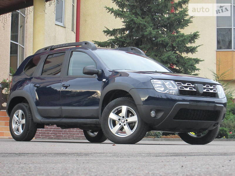 Dacia Duster IDEAL143t.kmORIG 4x4 2017