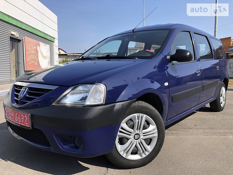 Dacia Logan MCV 1.4 2007
