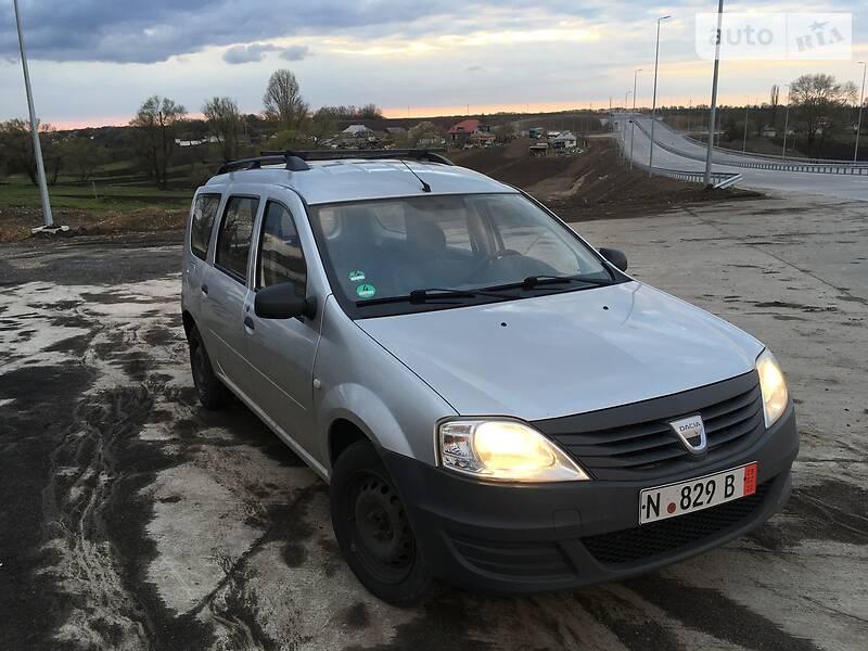 Dacia Logan 1.4 не крашен,идеал 2010