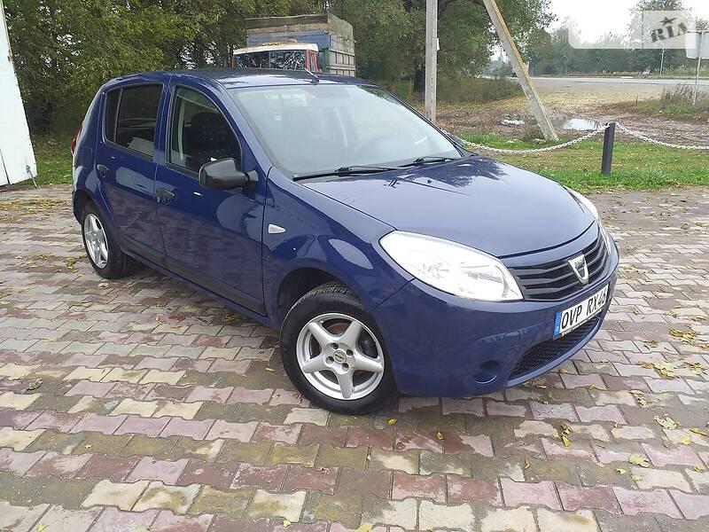 Dacia Sandero 1.4MPI 2009