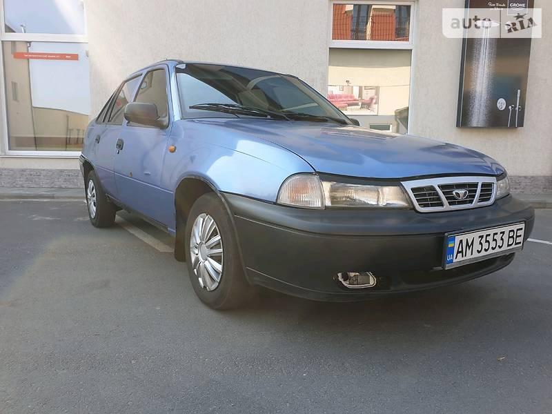 AUTO.RIA – Продам Daewoo Nexia 2007 газ/бензин 1.5 седан бу в Житомире, цена 1850 $
