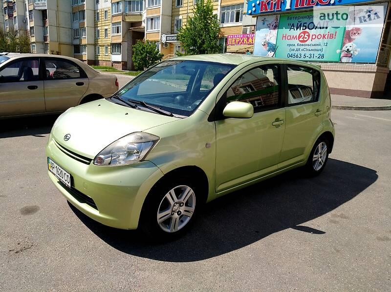 Daihatsu Sirion 2006