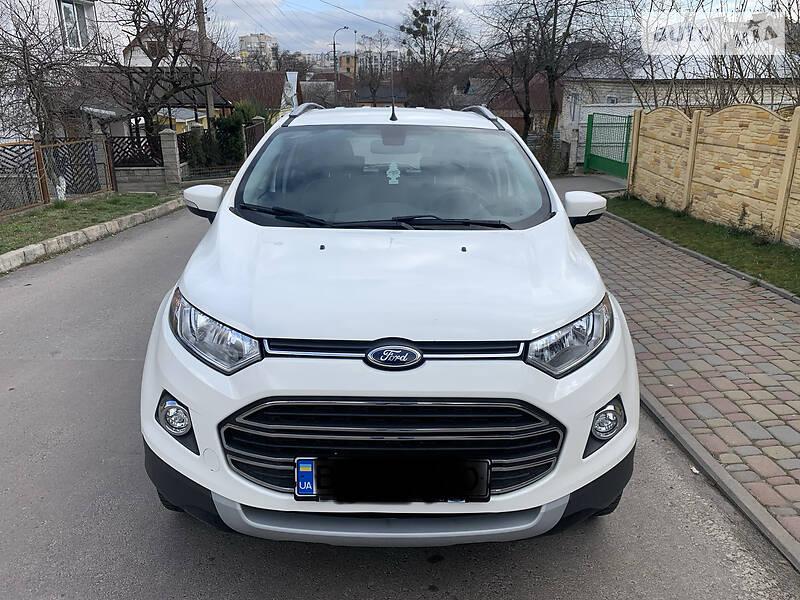 AUTO.RIA – Продам Ford EcoSport 2015 бензин внедорожник / кроссовер бу в Ровно, цена 10500 $