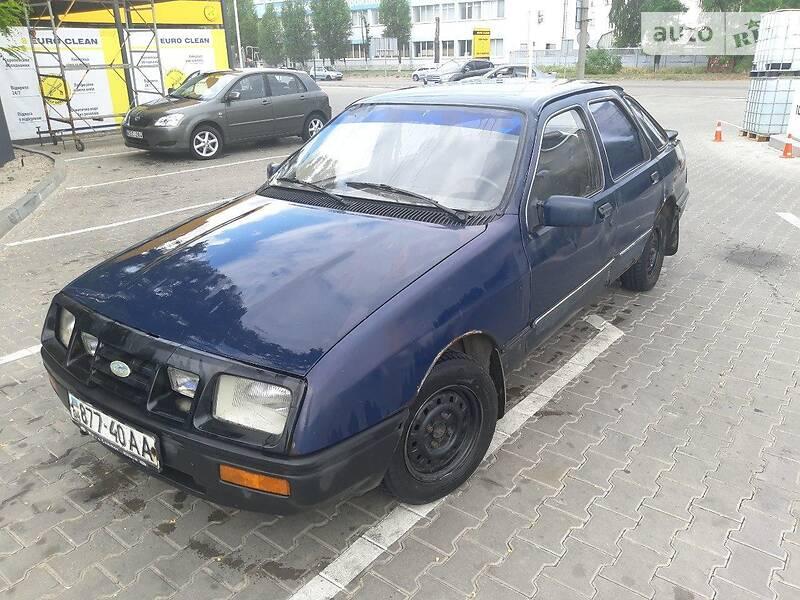 Ford Sierra 2.0 OHC 1986