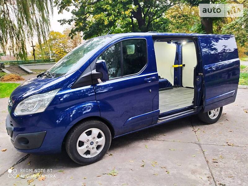Ford Transit Custom груз. 2017