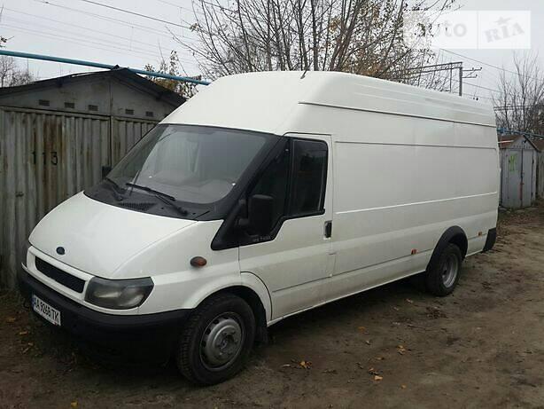 AUTO.RIA – Продам Ford Transit груз. 2.4 2002 : 6499 $, Киев