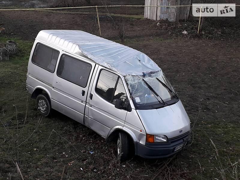 AUTO.RIA – Продам Ford Transit пасс. 1993 : 1500 $, Житомир