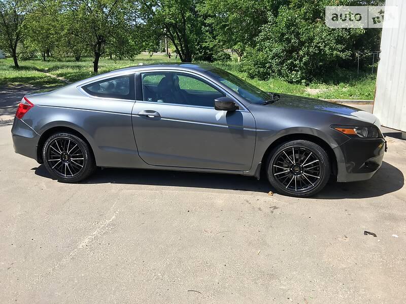 AUTO.RIA – Продам Honda Accord Coupe 2008 газ/бензин 2.4 купе бу в Харькове, цена 8800 $