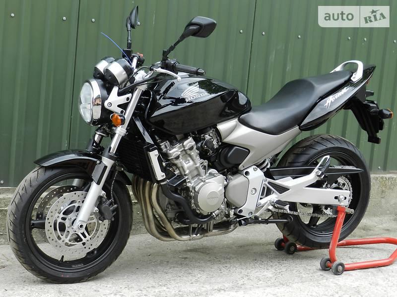Autoria продам хонда хорнет 2003 бензин 600 мотоцикл классик бу в