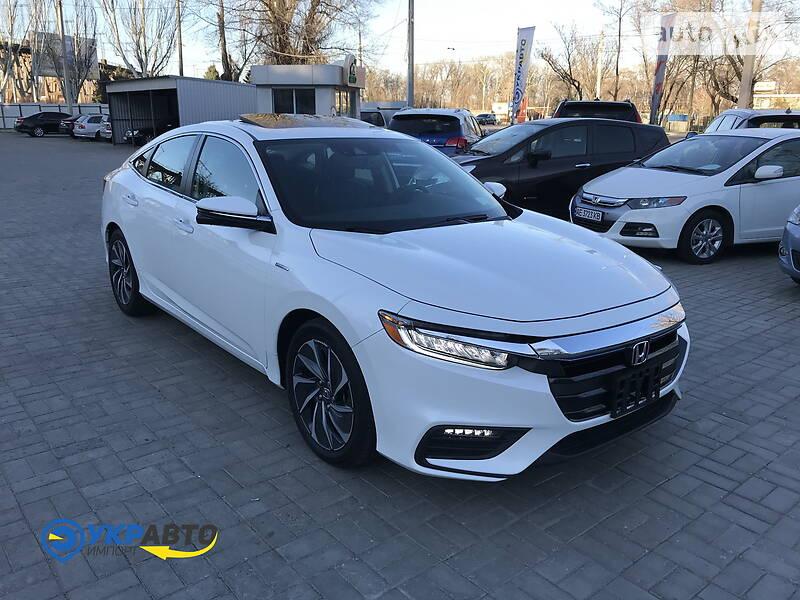 Honda Insight TOURING Hybrid 2019