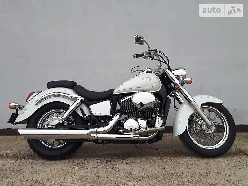 Autoria продам хонда шадов 2005 бензин 400 мотоцикл круизер бу в