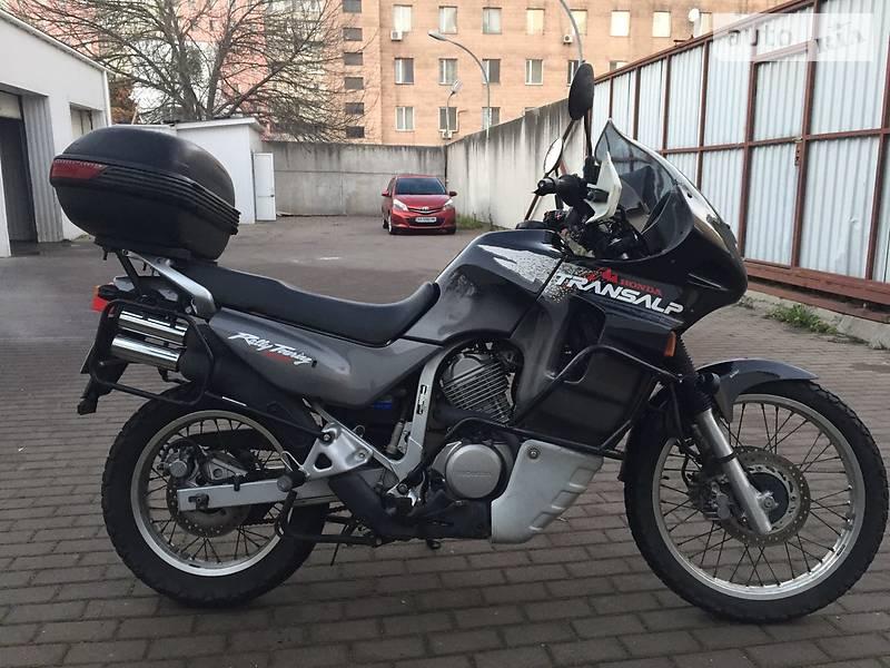 Autoria продам хонда трансальп 600 1999 бензин 600 мотоцикл