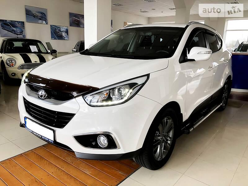 AUTO.RIA – Продам Hyundai IX35 2014 газ/бензин 2.0 внедорожник / кроссовер бу в Хмельницком, цена 14300 $