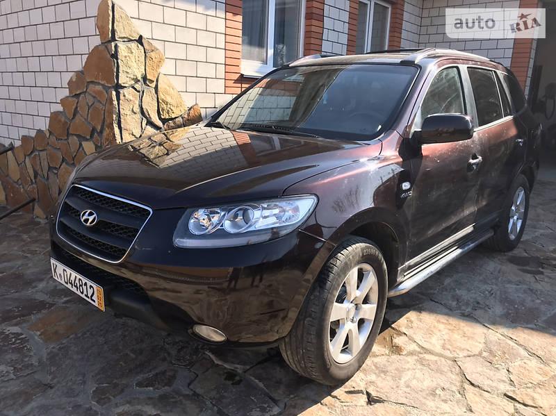 Hyundai Santa FE 4/4 автомат 2008
