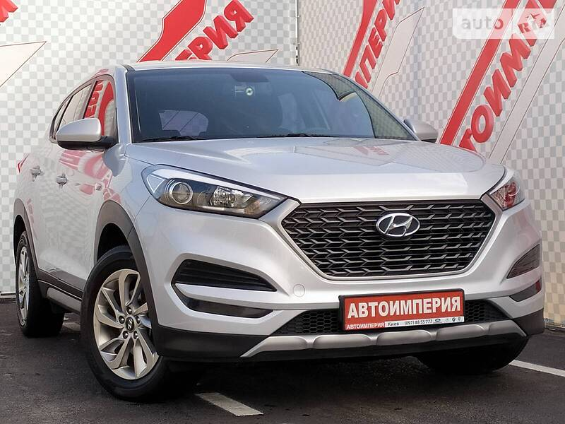 Hyundai Tucson DIESEL 2016