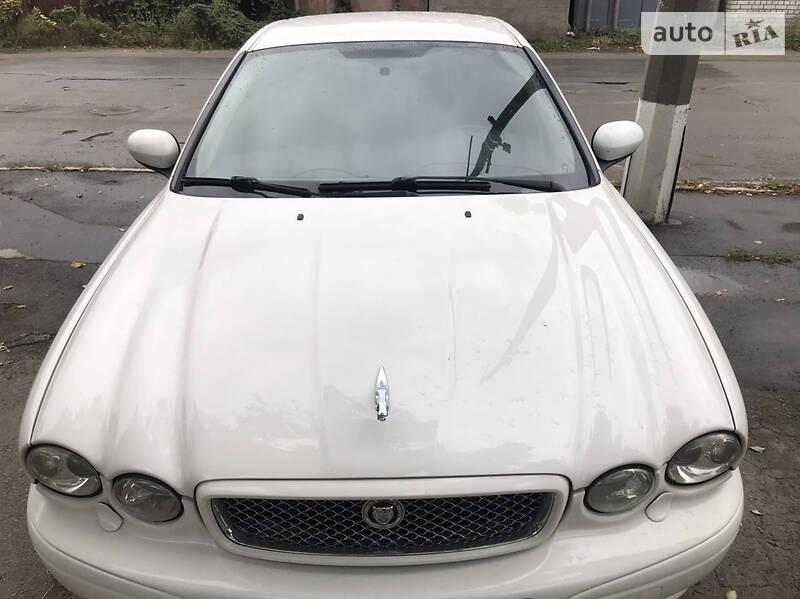 Jaguar X-Type x400 2005