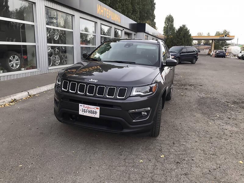 Jeep Compass nord 2018