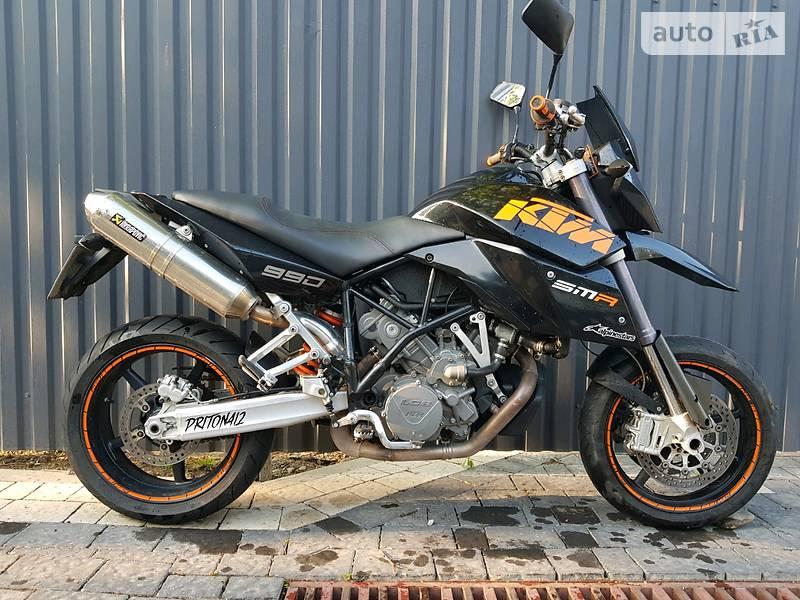 KTM 990 Supermoto 2010