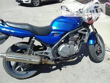 Autoria продам кавасаки ер 2006 бензин 500 мотоцикл классик бу в