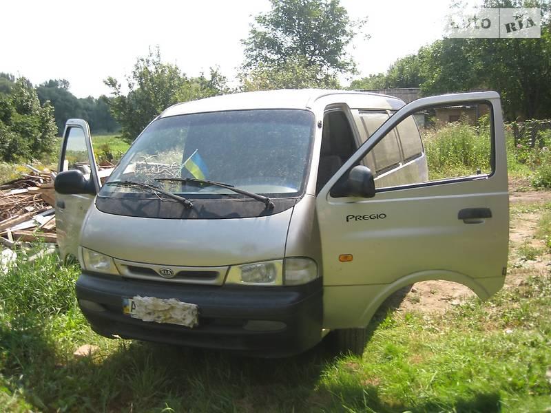 Kia Pregio груз. 1999