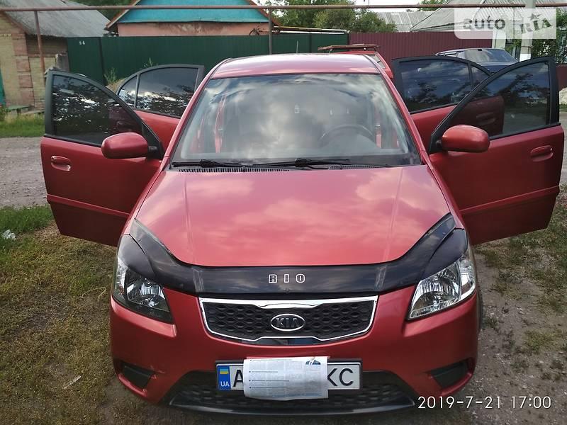 Продам Kia Rio в Николаеве 2010 года выпуска за 184 300грн | 480x640