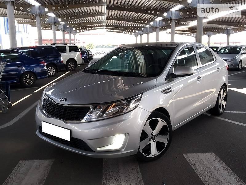 AUTO RIA – Продам КИА Рио 2013 бензин 1 6 седан бу в
