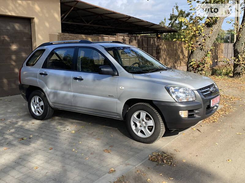 Kia Sportage Diesel  2007