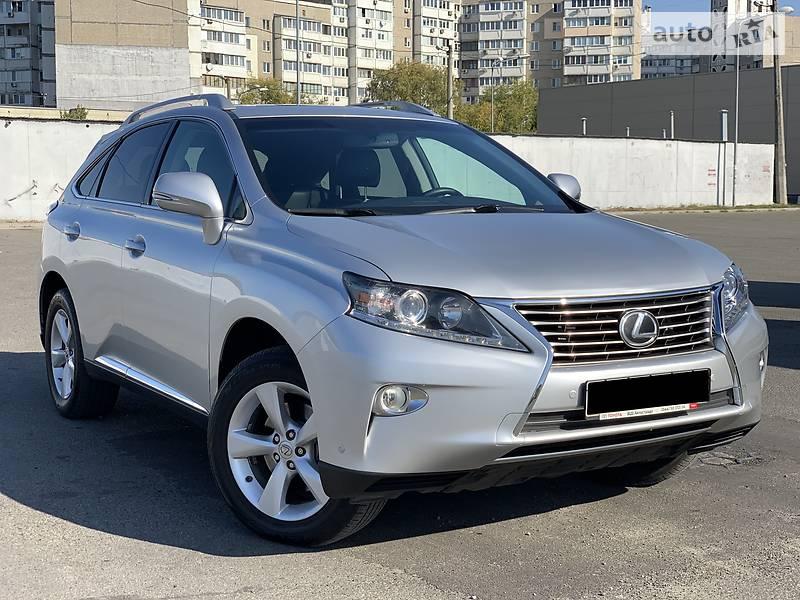 AUTO.RIA – Продам Lexus RX 350 2013 бензин 3.5 внедорожник / кроссовер бу в Киеве, цена 24800 $