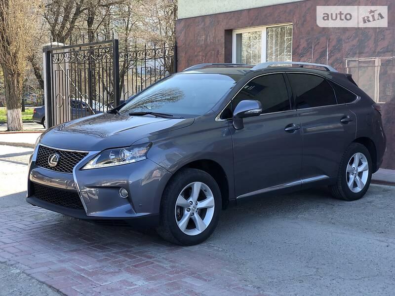 AUTO.RIA – Продам Lexus RX 350 2014 газ/бензин 3.5 внедорожник / кроссовер бу в Николаеве, цена 25999 $