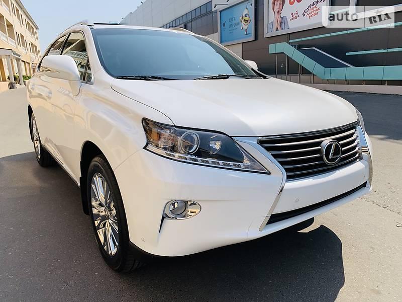 AUTO.RIA – Продам Lexus RX 350 2014 бензин 3.5 внедорожник / кроссовер бу в Одессе, цена 26700 $