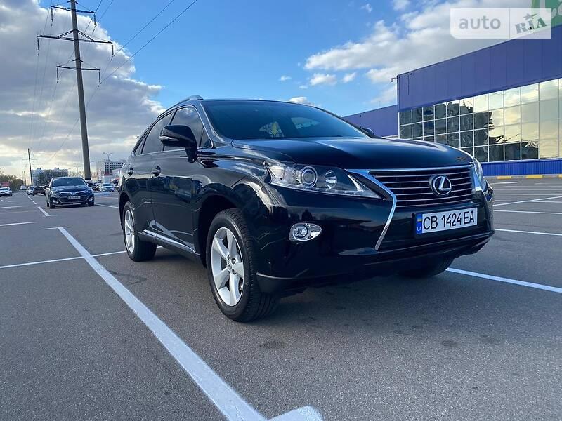 AUTO.RIA – Продам Lexus RX 350 2013 бензин 3.5 внедорожник / кроссовер бу в Чернигове, цена 22299 $