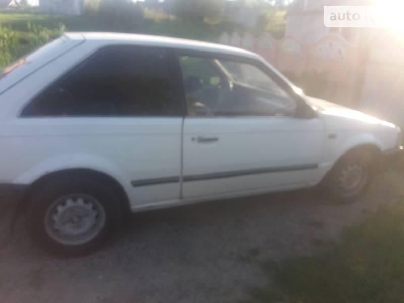 Mazda 323 Gsghd 1989