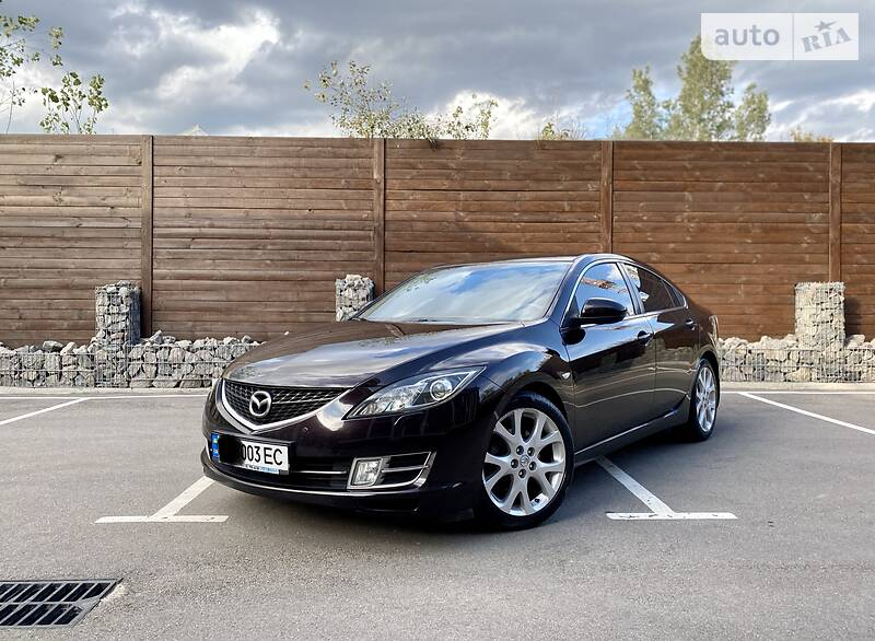 Mazda 6 2.5 Official Luxury 2009