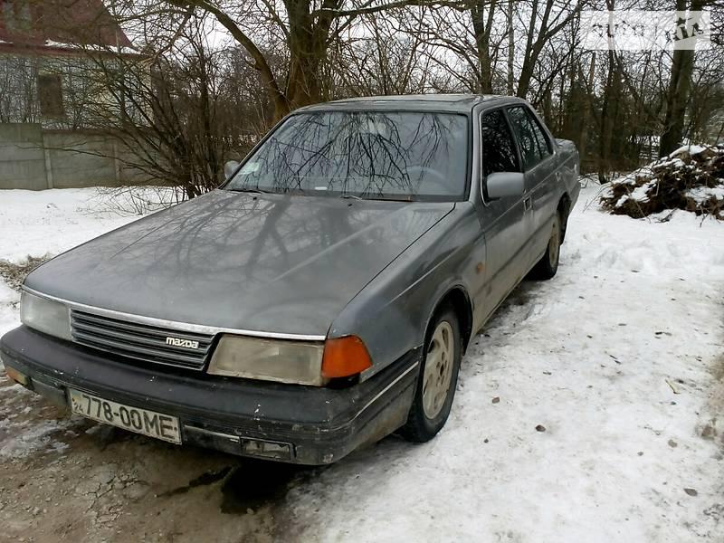 mazda 929 рус