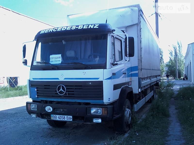 Mercedes-Benz 1324 1998 в Северодонецке